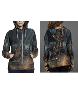 Guardiana 1Del Fuego 1Dark Souls 3 Zipper Hoodie Women's - $48.99+
