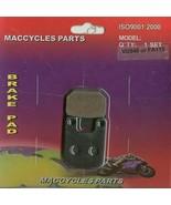 Peugeot Disc Brake Pads Street Board 50 2000-2006 Front (1 set) - $8.00