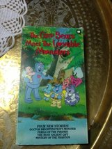 Care Bears:Meet the Lovable Monsters [VHS] [VHS Tape]