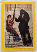 National Geographic Magazine - Oct. 1987, Vol. 172, No 4 - $13.00