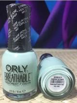 20917 - Orly Breathable Nail Treatment + Color - Fresh Start .6oz v - $7.21