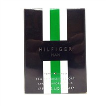 HILFIGER MAN BY TOMMY HILFIGER EAU DE TOILETTE SPORT SPRAY 1.7 OZ SEALED... - $118.80