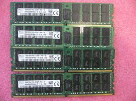 Qty 1x 16GB Sk Hynix DDR4 2Rx4 PC4-2133P-RA0 Ecc Registered Mem HMA42GR7MFR4N-&l - $156.00