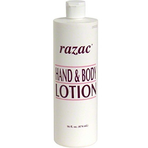 Primary image for Razac Hand & Body Lotion, 16 oz (Pack of 7)