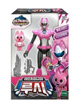Miniforce Lucy Ranger Figure Super Dinosaur Power Sound Toy image 5
