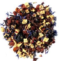 Triple Berry Creme Tea Herbal tea-Blueberry,Blackberry,Strawberry & Cream 1 oz - $7.91