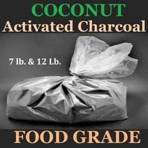 Activated Charcoal Powder Teeth Whitening Organic 7Lb to 20Lb PURE Cocon... - $39.99+