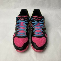 ASICS B456N Womens Multicolor Gel Flashpoint 2 Running/Volleyball Shoes ... - $32.65