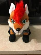 Webkinz Rockers Foxy Beat Fox Plush See Pictures - $8.41