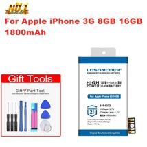 LOSONCOER 1800mAh 616-0372 616-0428 616-0433 HLP088-H1942 Battery for Apple iPho - $23.70
