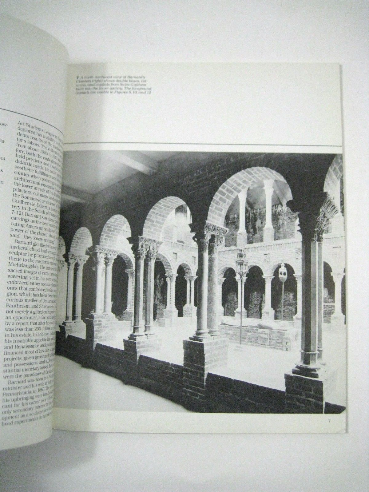Metropolitan Museum of Art Bulletin Summer 1979 MET Cloisters Abbaye