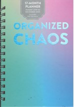 2020 Organized Chaos Planner August 2109 December 2020 - $14.99
