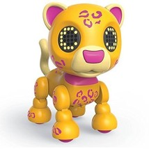 Zoomer Zupps Safari, Sprinter Interactive Cheetah with Lights, Sounds an... - $16.71