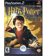 PlayStation 2 - Harry Potter and the Chamber Of... - $7.90