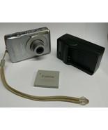 Canon PowerShot 6MP ELPH SD630 / Digital IXUS 65 Digital Camera - Tested... - $44.99