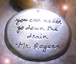 Free W $49 Haunted Charm Message Of Hope Attracts Hope Help Magick Scholar - $0.00