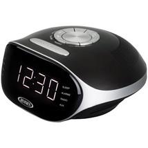JENSEN JCR-228 Digital Bluetooth AM/FM Dual Alarm Clock Radio - €32,18 EUR