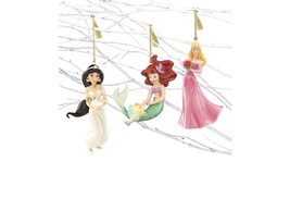 Lenox Disney Princess Ornament Set of 3 Jasmine... - $69.00