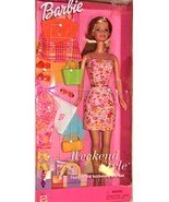 Barbie Weekend Style Fashion and Accessory Gift Set (2001) - $29.95