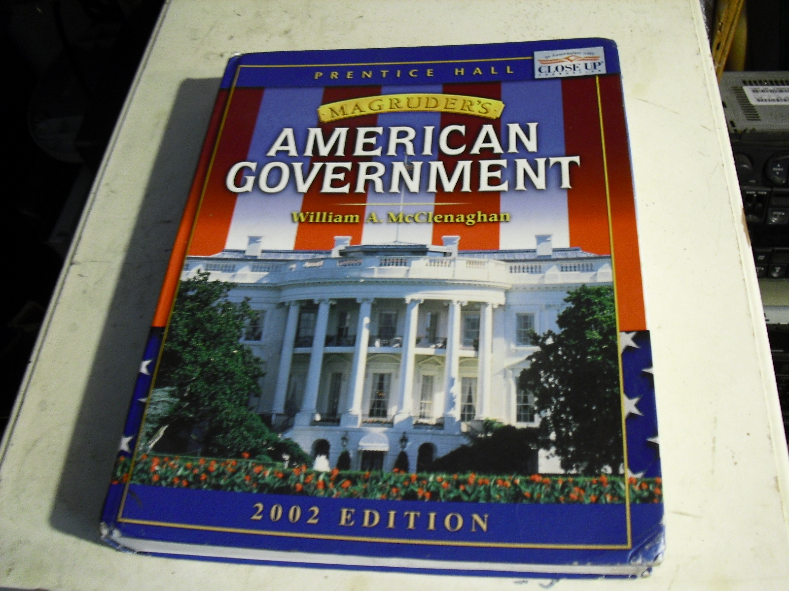 american goverment magruders  2002