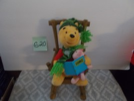 """Winnie the Pooh ANimated Christmas Motionette, """"Twas The Night before Ch... - $24.99"""