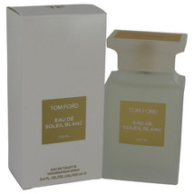 Tom Ford Eau De Soleil Blanc Perfume 3.4 Oz Eau De Toilette Spray image 2