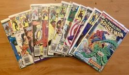 Amazing Spider-Man Lot 1975-1988  Popular Appearances MCU Movies Villains - $69.30