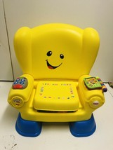 Fisher Price Smart Stages Laugh & Learn Chair - $14.52