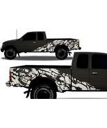Vinyl Decal Wrap Kit fits 95-04 Toyota Tacoma Extended Cab Nightmare MAT... - $98.95