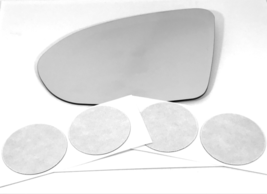 Fits 16-19 Cruze, 18-19 Regal Left Driver Mirror Glass Lens w/Adhesive Pads - $23.71