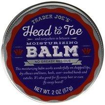 Trader Joe's Head to Toe Moisturizing Balm and Beard Balm image 2
