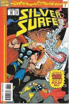 The Silver Surfer Comic Book Vol. 3 #86 Marvel 1993 Very Fine New Unread - $2.50