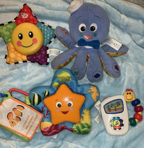 Lot Of Baby Einstein Light Up Musical Toys Developmental Toys For Babies - $47.68
