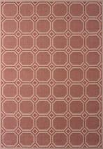 United Weavers Solarium Mosaic Terracotta Accent Rug 2'7'' x 4'2'' - $29.00