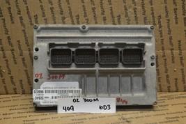 2002 Chrysler 300M Engine Control Unit ECU P04896226AC Module 409-6D3 - $46.39