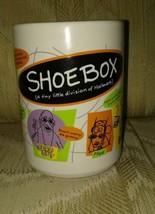 Shoebox Hallmark Cards Coffee Mug Nina Wanda Guru Guy Floyd Maxine Lotti... - $23.75