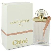 Chloe love Story 2.5 Oz Eau De Toilette Spray image 4
