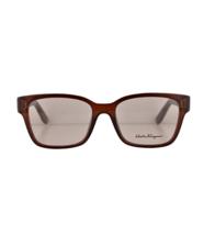 Salvatore Ferragamo Eyeglasses Eyeglass Frames SF 2778 - Brown 53-17-140 - $99.95