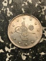 Ah 1293 Yr. 29 (1903) Tacchino 2 Kurush Lotto #L4209 Argento! Alto Grado ! - $32.81