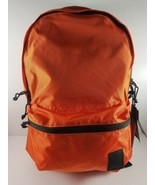 New with Tag The Brown Buffalo Standard Issue Backpack Orange Stormproof... - $49.99