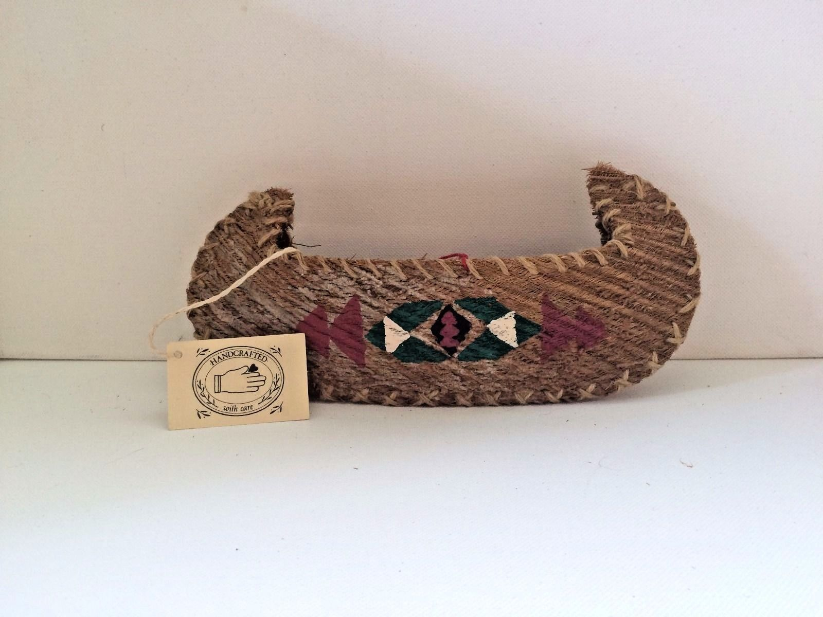 Handcrafted Midwest Importers Coconut Canoe and 50 similar items