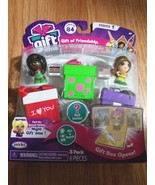 Gift Ems 3 Pack Series 1 Nairobi Miam & Mystery Blind Pack FACTORY SEALED! - $13.71