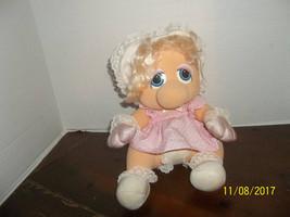 vintage 1985 hasbro softies jim henson muppet babies miss piggy plush 10... - $19.99