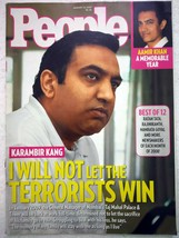 People 16 Jan 2009 Aamir Khan Karambir Rajnikanth Asin Begum Para George... - $4.99