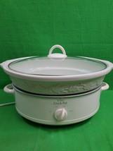 Rival Crock Pot ~ Stoneware Slow Cooker ~ 6 Quart ~ Model SCE600 - $36.42