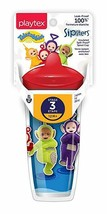 BRAND NEW Playtex Sipsters Stage 3 Teletubbies Insulated Spout Cup 9 Oz BPA FREE - $11.86