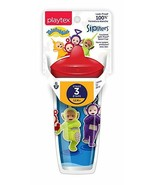 BRAND NEW Playtex Sipsters Stage 3 Teletubbies Insulated Spout Cup 9 Oz ... - $11.86