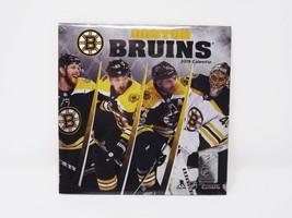 2019 12 Month Boston Bruins Hockey Calendar - $7.12