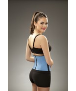 French Blue Sports Latex Waist Trainer - Short Torso - $52.00