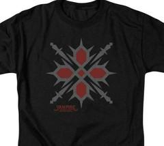 Vampire Knight t-shirt Japanese Anime fantasy black graphic tee VKNT103 image 2